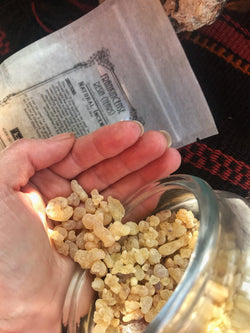 Frankincense (Premium Ethiopian Tears) - For Incense, Spells, and Potions