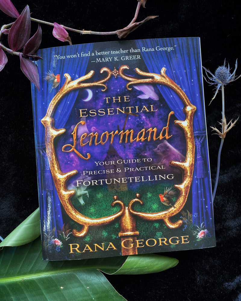 The Essential Lenormand: Your Guide to precise & Practical Fortunetelling - Keven Craft Rituals