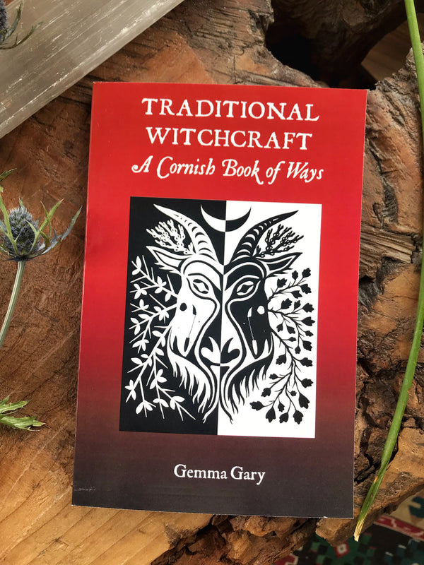 Traditional Witchcraft: A Cornish Book of Ways - Keven Craft Rituals