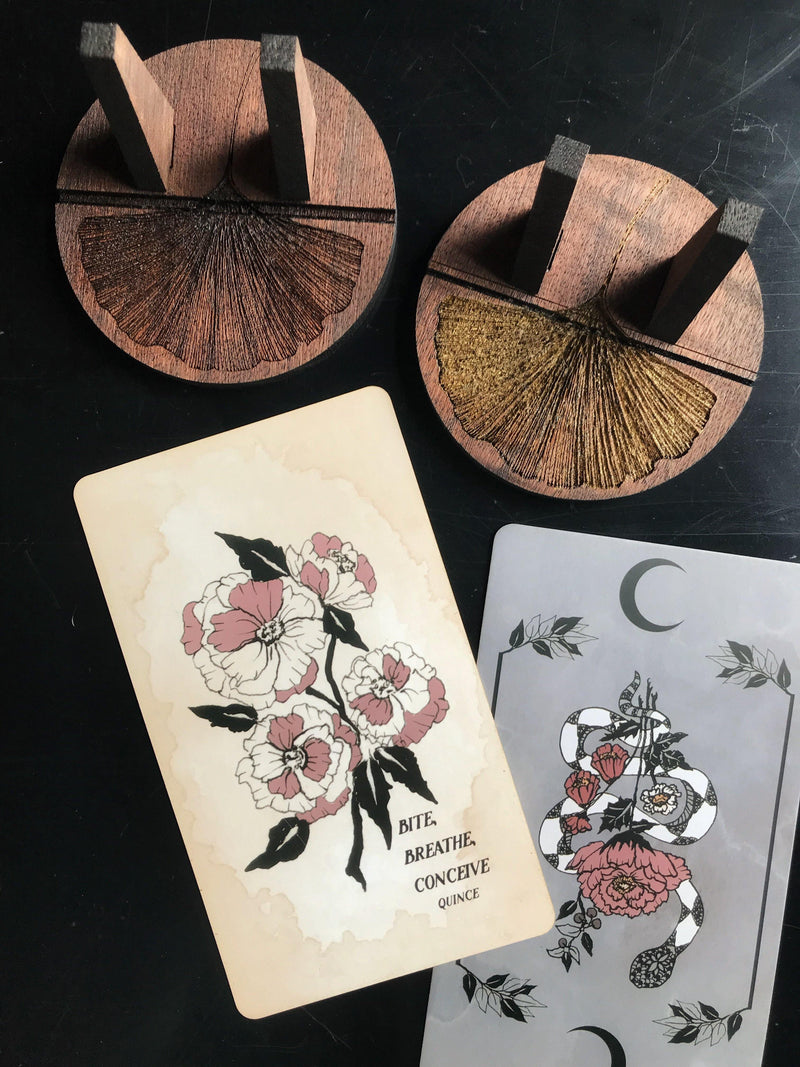 Divination Stand - For Tarot and Oracle Cards