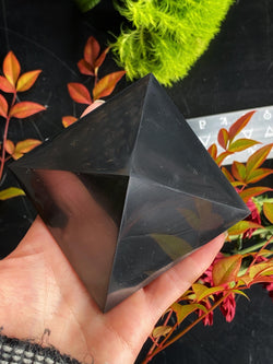 Shungite - Pyramids and Tumbled Stones - Keven Craft Rituals