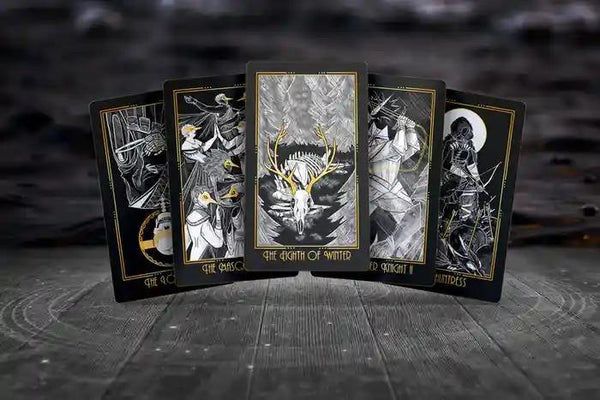 The Normal Tarot - Silver and Gold Edition PRE-ORDER