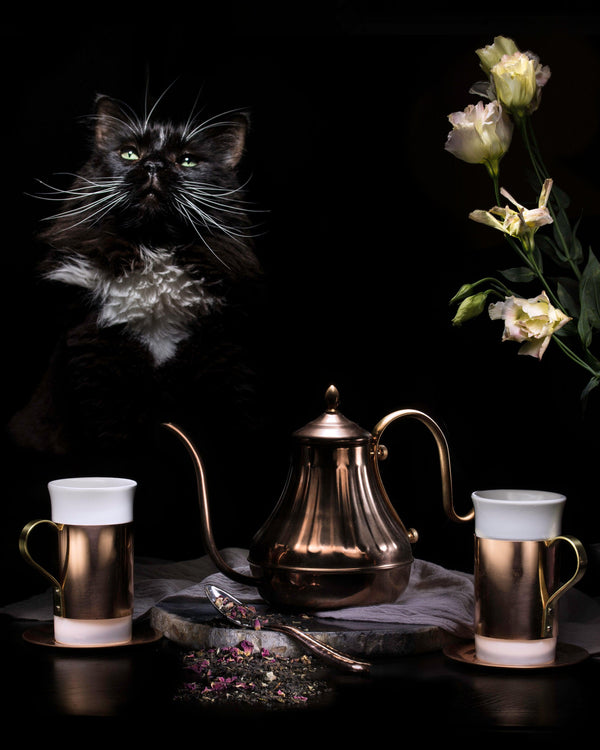 Tea - The Frisky Black Cat Blend (loose)