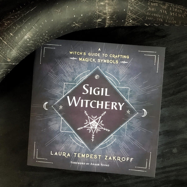Sigil Witchery - Keven Craft Rituals