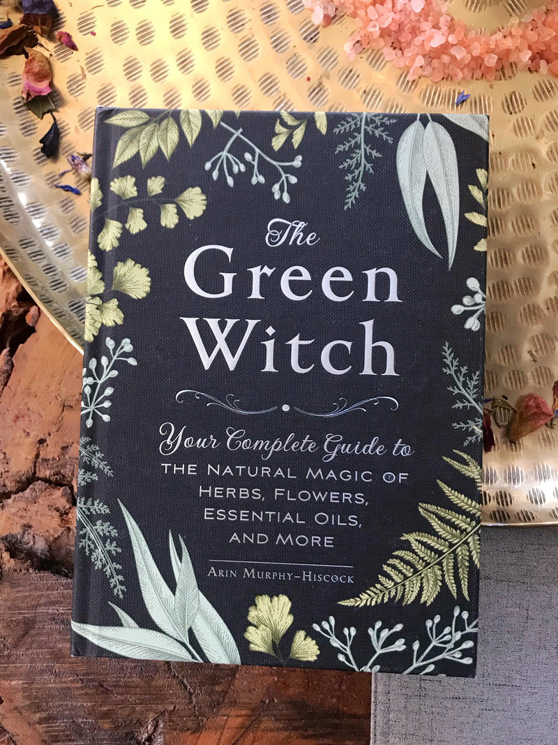 The Green Witch - Keven Craft Rituals