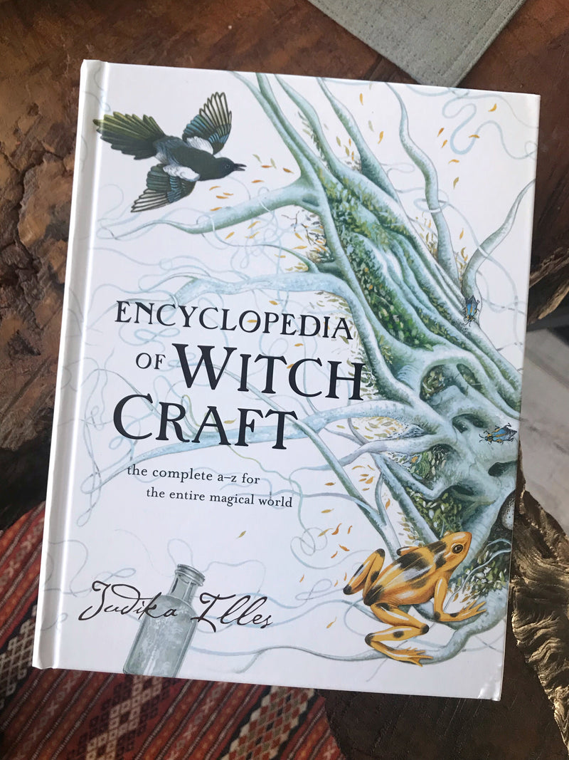 Encyclopedia of Witchcraft: The Complete A-Z for the Entire Magical World - Keven Craft Rituals