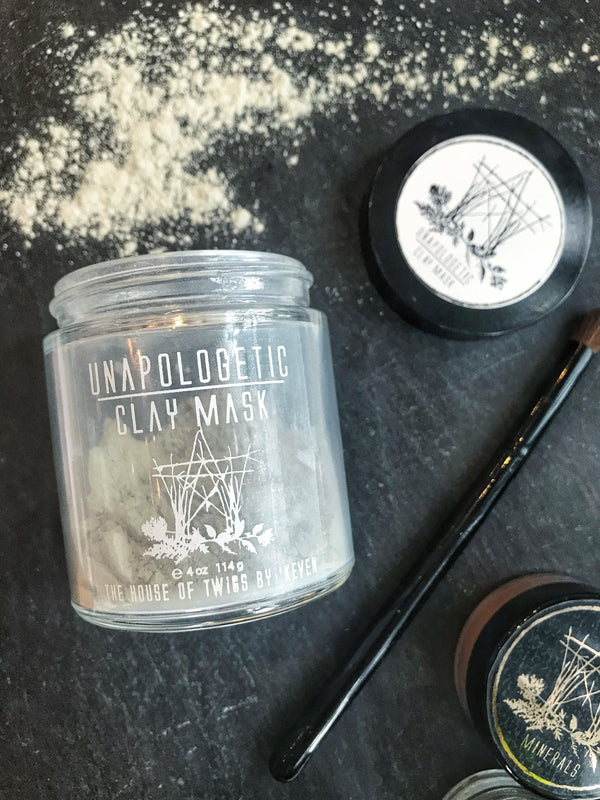 Unapologetic Clay Mask - Keven Craft Rituals