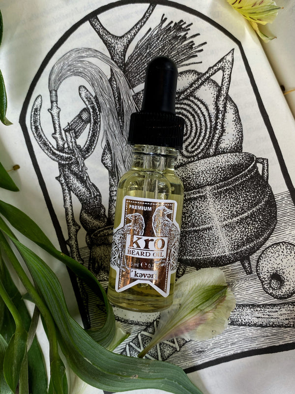 Krō - Beard Oil - Keven Craft Rituals