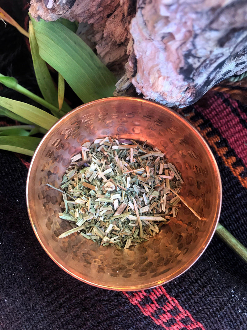 Hyssop (Hyssopus officinalis) - Witching Herbs - Keven Craft Rituals