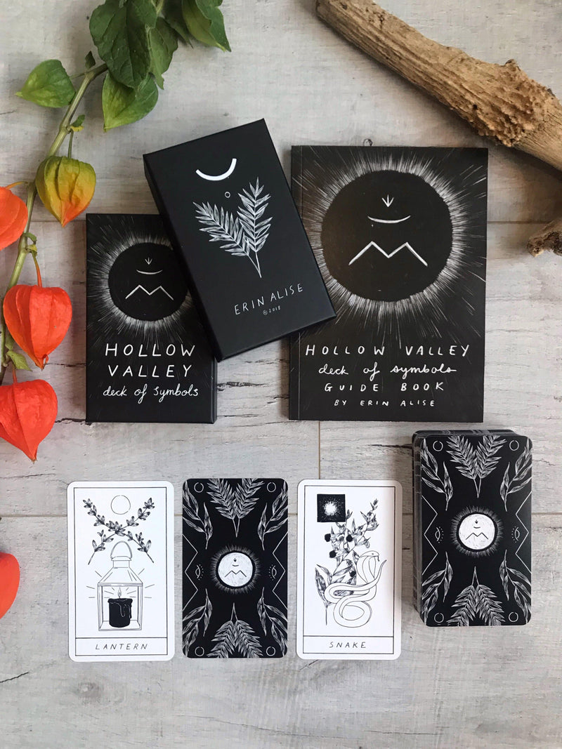 The Hollow Valley: Deck of Symbols - Keven Craft Rituals