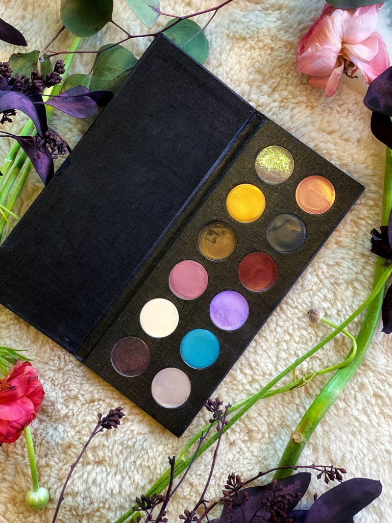 Limited Edition Shadow Paste Palette  - For Eyes, Face & Lips PRE-ORDER - Keven Craft Rituals
