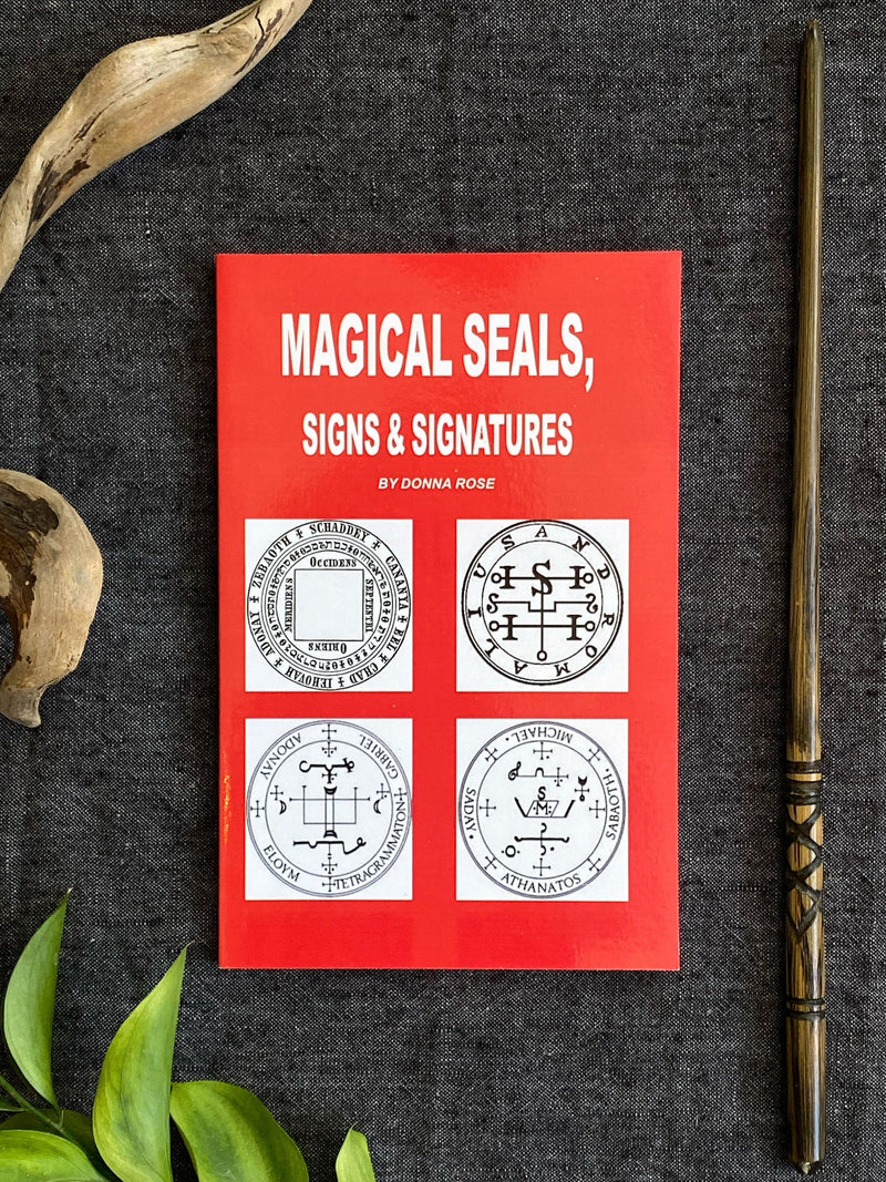 Magical Seals, Signs & Signatures - Keven Craft Rituals
