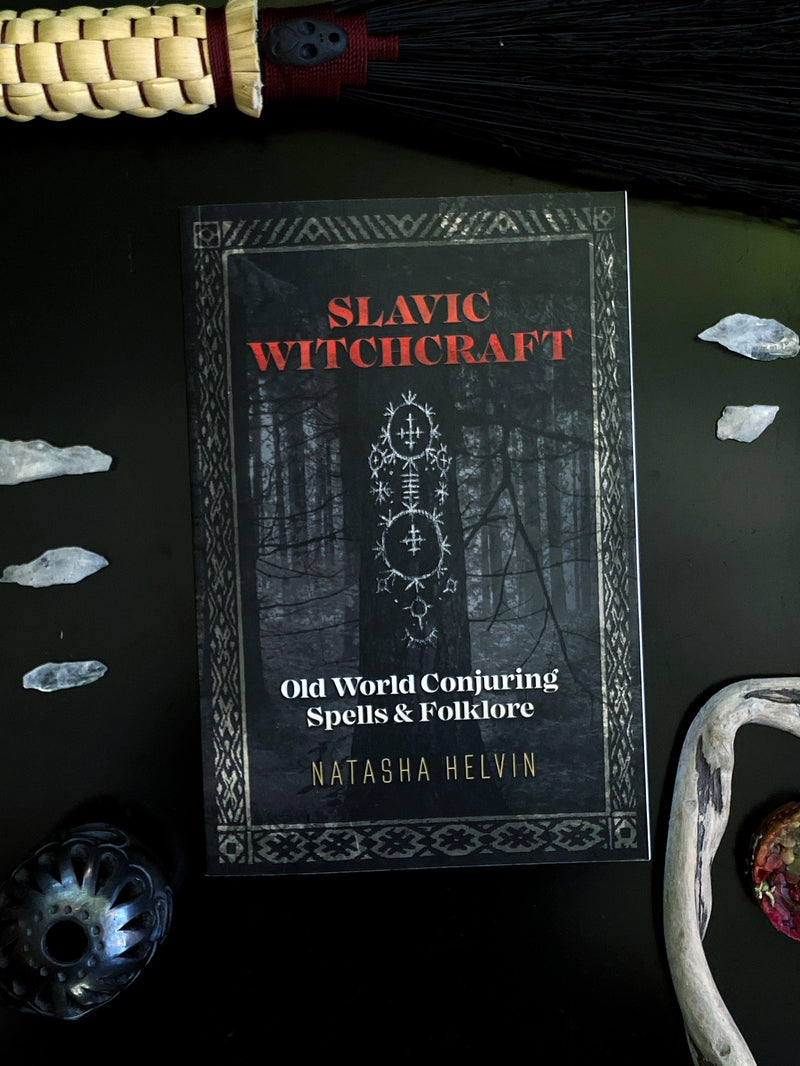 Slavic Witchcraft: Old World Conjuring Spells and Folklore - Keven Craft Rituals