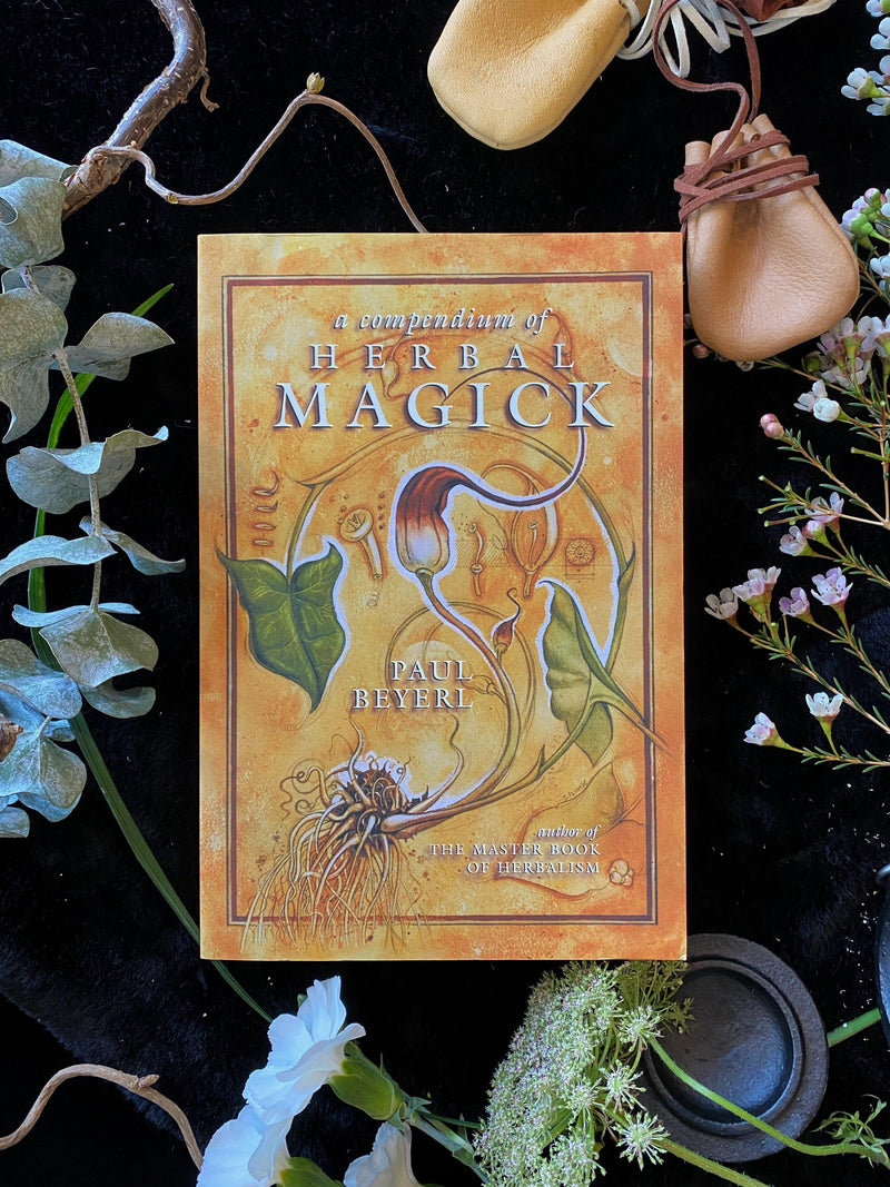 Compendium of Herbal Magick - Keven Craft Rituals