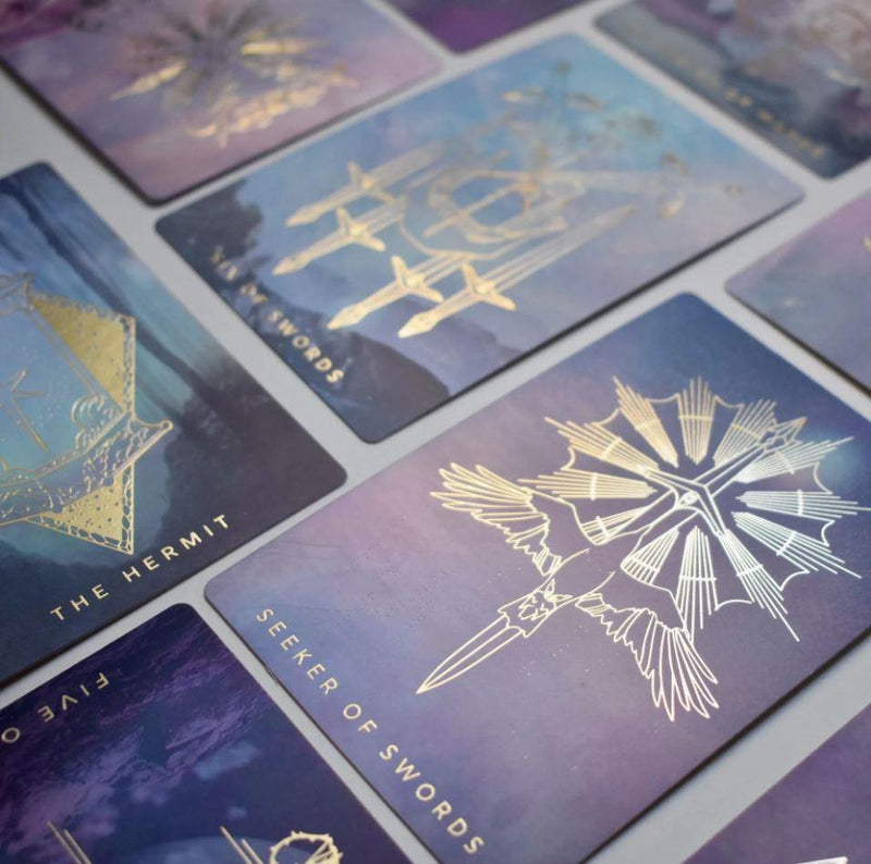 The Weaver Tarot - Journeyer - Keven Craft Rituals
