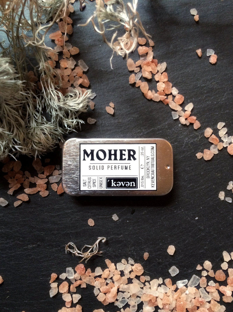 Libations - Solid Perfume - Moher