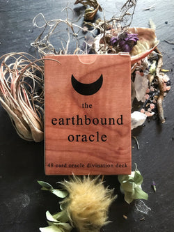 The Earthbound Oracle - Keven Craft Rituals