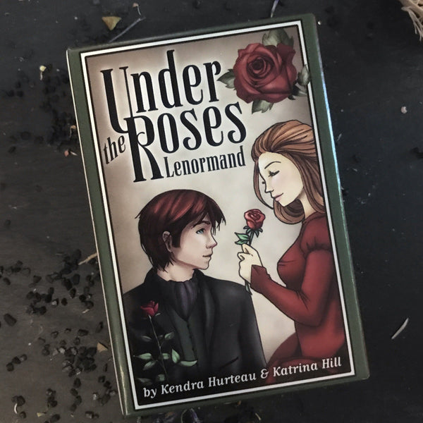 Under the Roses Lenormand - Keven Craft Rituals