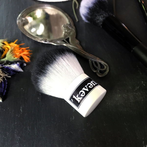 Loose Powder Kabuki Brush (Vegan) - Keven Craft Rituals