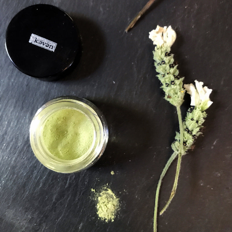 Mineral Eyeshadow, Hand-Blended Loose Powder - Keven Craft Rituals