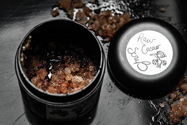Ceremonial, Raw Cacao, Dead Sea + Himalayan Salt Body Scrub - Keven Craft Rituals