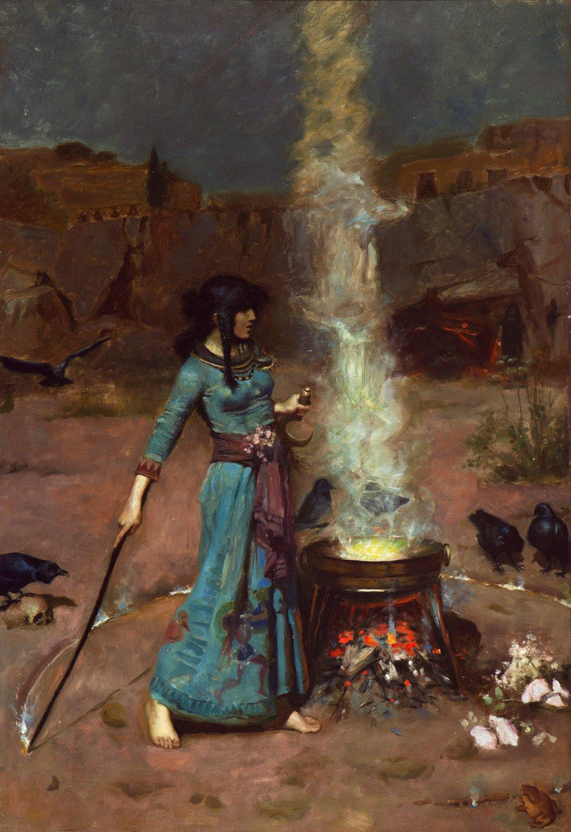 Awakening the Witches: Hedgewitchery, Brews, and Potions