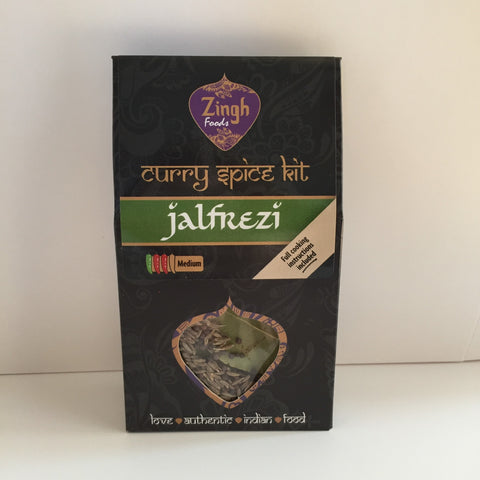 Jalfrezi Curry Spice Kit