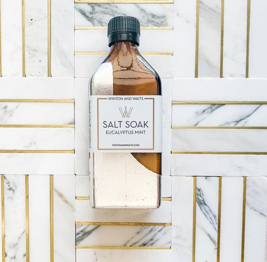 W&W Salt Soak - Large