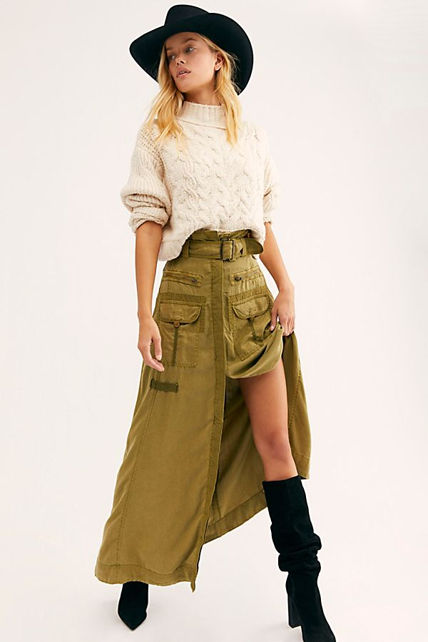 Feeling of Falling Utility Skirt