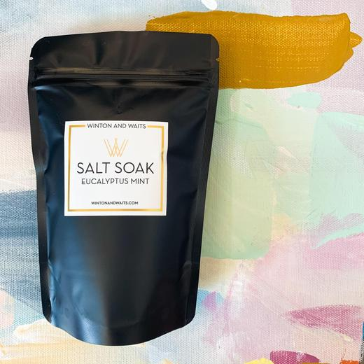 W&W Salt Soak - Travel
