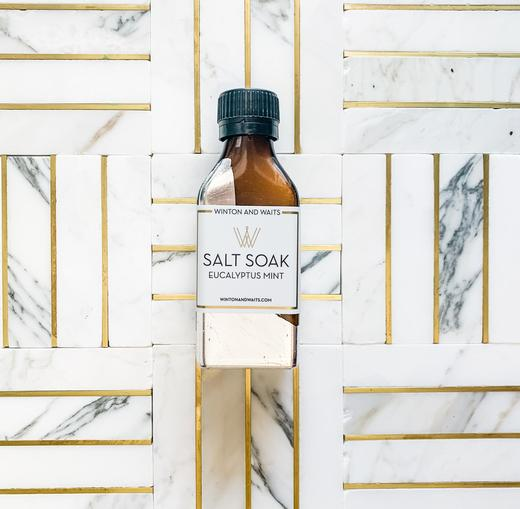W&W Salt Soak - Small