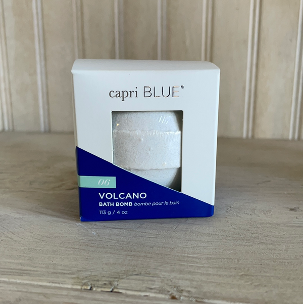 Capri Blue bath bomb
