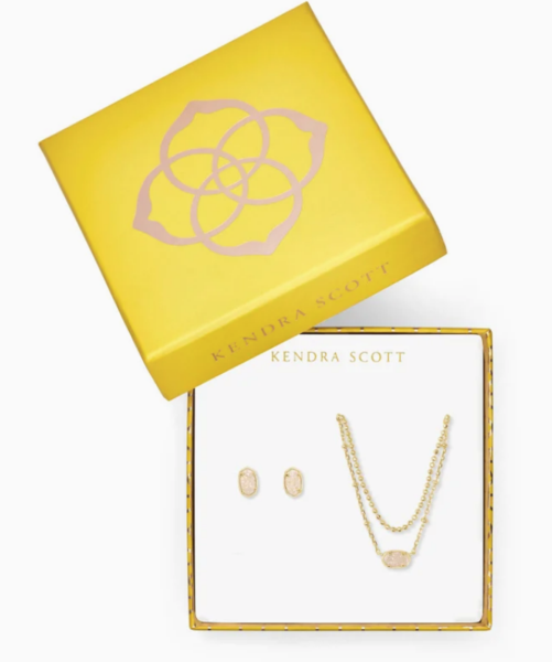 Gift Set Emilie Necklace and Stud