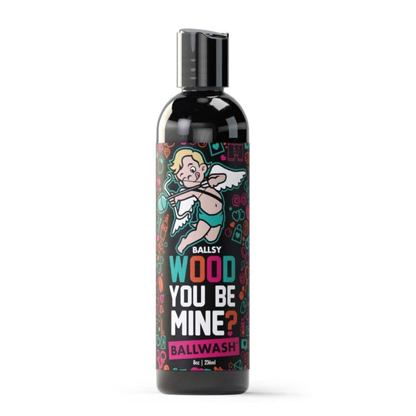Wood You Be Mine? Ballwash 8oz Bottle