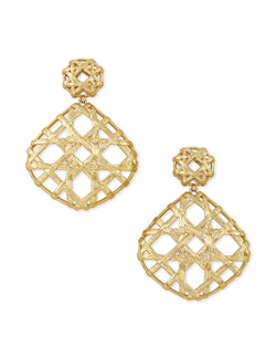 Natalie Statement Earring