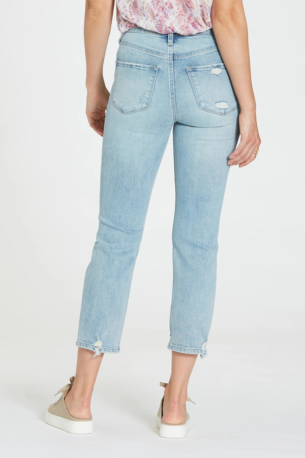 "10 1/2"" Super High Rise Frankie South Arbor Jeans"