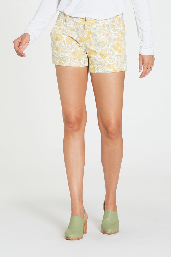 Hampton Comfort Shorts in Southern Charm