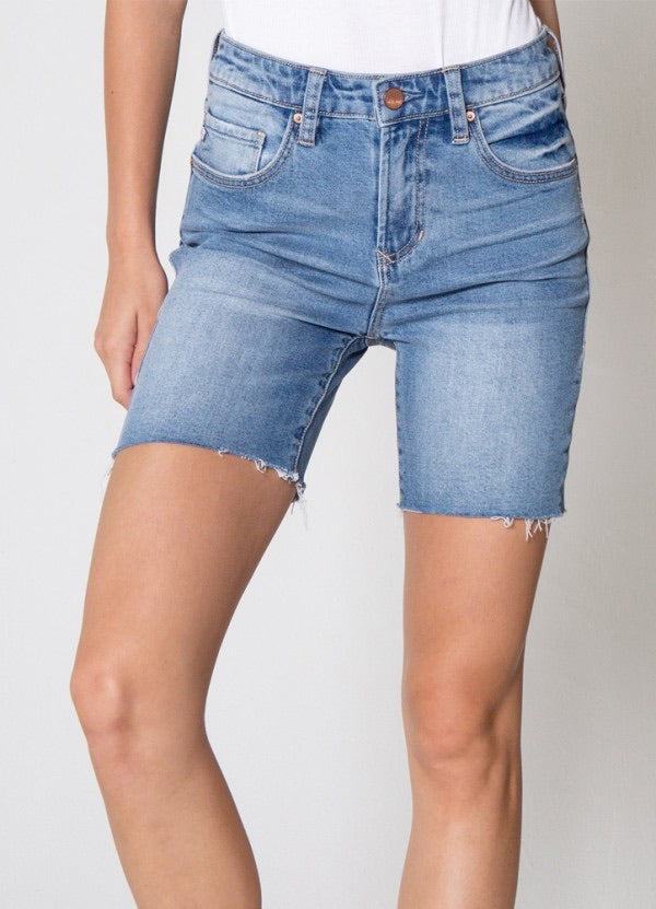 Ruthie Super High Rise Colony Shorts