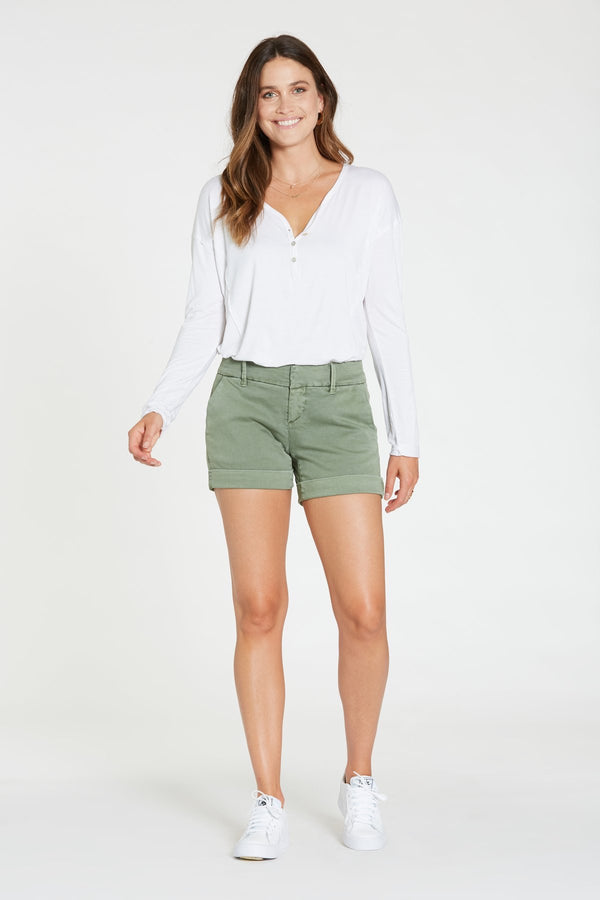 Hampton Comfort Short Palmer Green