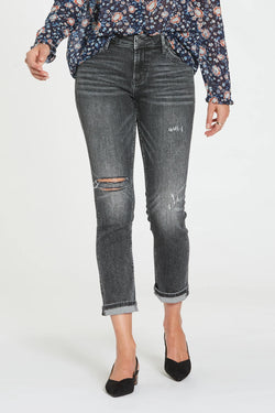 High Rise Aiden Palisades Jeans
