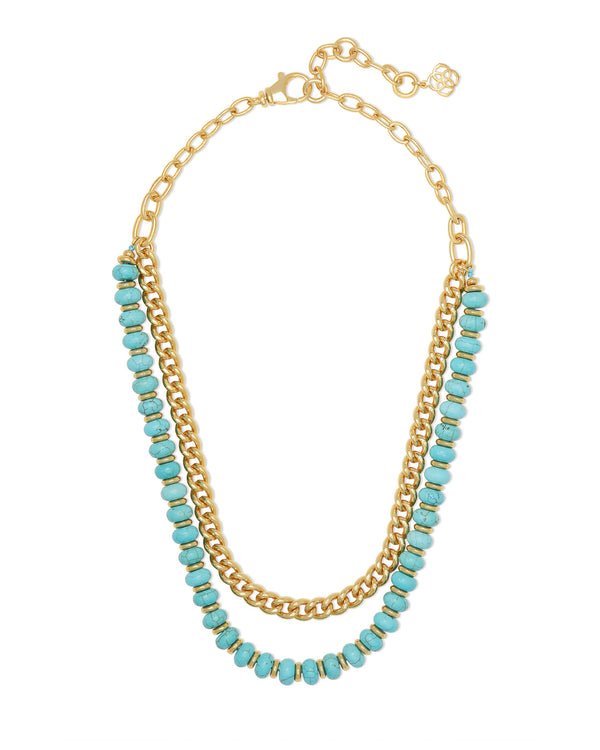 Rebecca Multi Strand Necklace