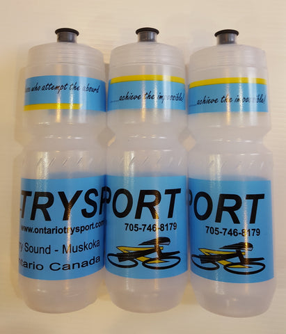 Trysport Water Bottles