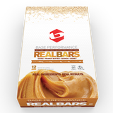 BASE REAL BARS - PEANUTS-ALMONDS-HONEY-OATS