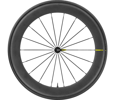Mavic COMETE PRO CARBON SL UST, SET, DEMO WHEELS