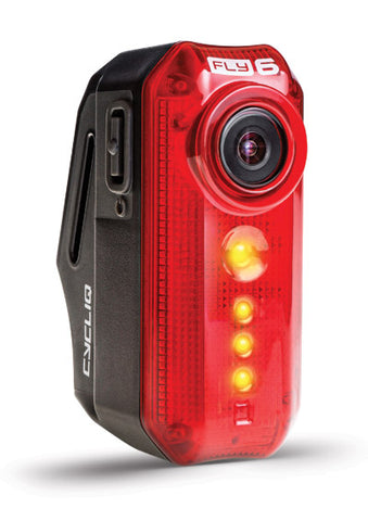 CYCLIQ FLY 6 REAR SAFETY CAMERA