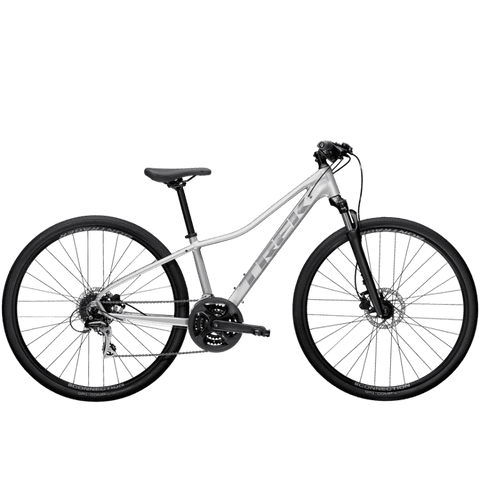 Trek Dual Sport 2 WSD, MSRP $789, 2021, Quicksilver, ETA April 5<P>Deposit $200