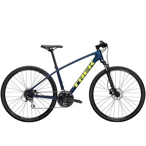 Trek Dual Sport 2, MSRP $789, 2021, Mulsanne Blue, ETA April 5<P>Deposit $200