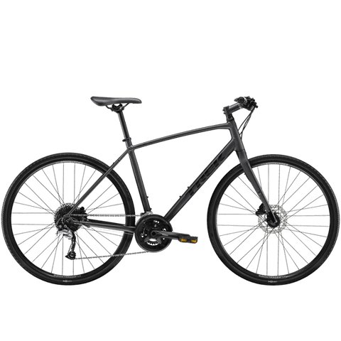 TREK FX 3 Disc, MSRP $999.99, 2021, Dnister Black, ETA AUGUST 2021<P>Deposit $250