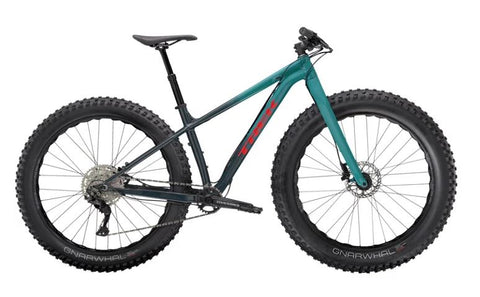 TREK Farley 5 2021, Nautical Navy to Teal Fade