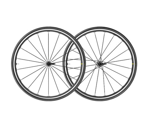 MAVIC KSYRIUM UST DISC CENTER LOCK COMPLETE WHEELSET